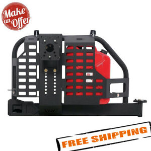 Smittybilt 76851 02 Xrc Swing Away Tire Carrier For 1984 2001 Jeep Cherokee Xj