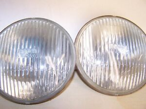 Bosch 5 1 2 Driving Lights Mercedes W115 W116 W123 Used Pair Free Shipping