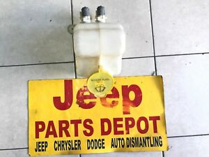 1997 2002 Jeep Wrangler Tj Window Washer Reservoir Hard Top Oem