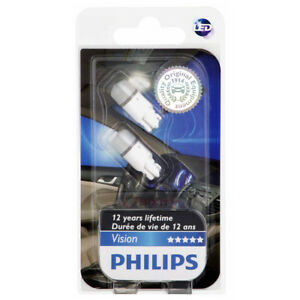 Philips Parking Light Bulb For Jeep Grand Cherokee 2000 2002 Vision Led Fc