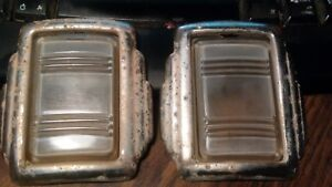 1950 1940 Willys Studebaker Nash Hudson Lincoln Oldsmobile Fender Lights 930