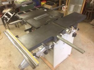 Robland X31 Combo 5 In 1 3hp Saw 3hp Planer Jointer 3hp Shaper Mortising Att