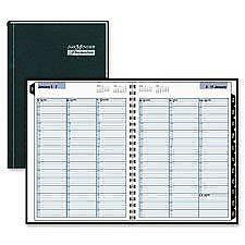 At a glance appointment Books dated Goods dayminder Premiere Weekly
