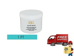 New Screen Printing Plastisol Ink White Matte Of High Purity 1pt free Shiping
