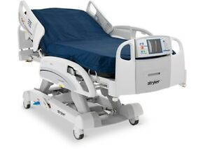 Stryker 2141 Intouch Hospital Medical Bed
