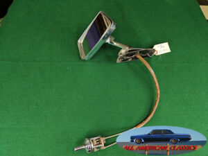 1964 1964 Ford Falcon Outside Remote Controlled Mirror Left