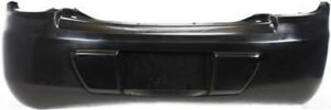 Primed Rear Bumper Cover Replacement For 2003 2005 Dodge Neon Sx 2 0