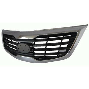 Cpp Grill Assembly For 2011 2013 Kia Sportage Grille