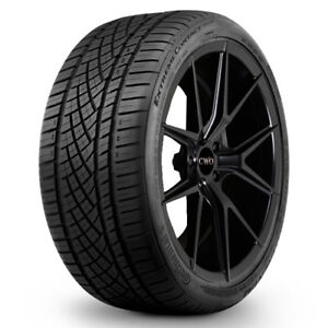2 New 255 35zr18 R18 Continental Extremecontact Dws06 94y Xl Bsw Tires