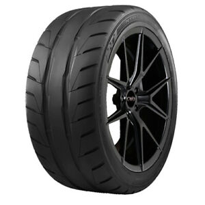 2 new 255 40zr17 R17 Nitto Nt05 98w Xl Bsw Tires