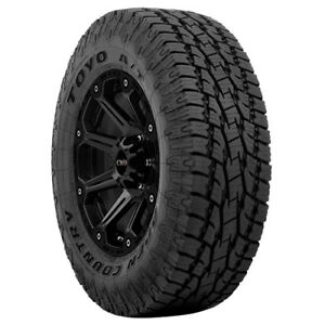 4 New Lt295 65r20 Toyo Open Country A T2 Ii At2 129s E 10 Ply Bsw Tires