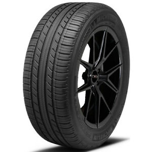 2 New 205 55r16 Michelin Premier A S 91v Bsw Tires