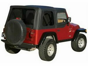 For 1987 1995 1997 2008 Jeep Wrangler Spare Tire Cover Rampage 52967rs 2000