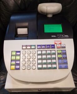 Royal Cash Register 710 Ml Sales Money Handling Secure Used Very Reliable Easy