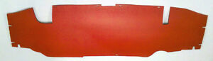 1956 1957 1958 1959 1960 Corvette Molded Or Flat Paperboard Trunk Liner