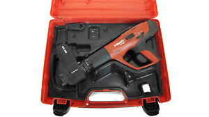 Hilti Dx 460 mx Powder Actuated Fastening System