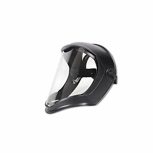 Uvex By Honeywell S8510 Bionic Face Shields Hardcoat antifog Clear black Ma