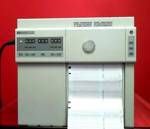 Hp M1351a Philips Series 50a Fetal Monitoring System Medical Printer 3326502886