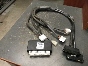 Simu Tech Edge Diagnostic Sun Machine 500 Adapter Cable Ty04 Ty 04 Ty 04