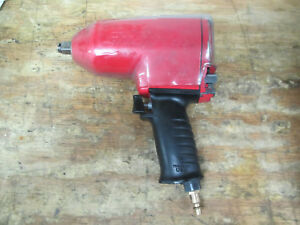 Snap On Xt7100 1 2 Dr Air Impact Wrench W Clear Rubber Boot Nice