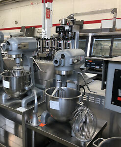 Hobart A200 20 Quart Mixer With All Attachments 2 Available Refurbished