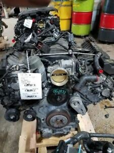 Engine 5 0l Without Supercharged Vin B 8th Digit Fits 10 13 Xj 1305197