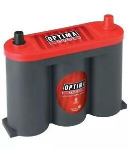 Battery red Top Optima Battery 8010 044 Redtop 6volt Red Top Free Shipping