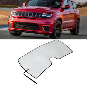Uv Reflective Windshield Sun Visor Shade For Jeep Grand Cherokee Suv 2011 2018
