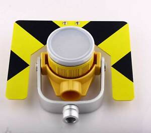 Single Prism With Soft Bag For Total Station Surveying Accessories