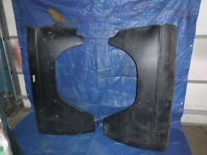 Vintage Nos 1953 Chevrolet Chevy Car Left And Right Front Fenders