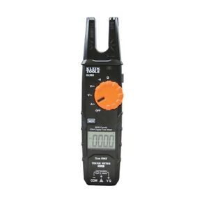 Klein Tools Open Jaw Fork Meter 200 Amp Ac Dc Voltage Meter Tester Multimeter
