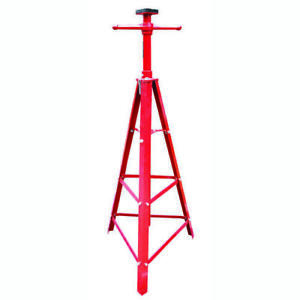 Large Tripod 2 Ton High Position Jack Lift Stand Auto Mechanic Shop Garage Tool