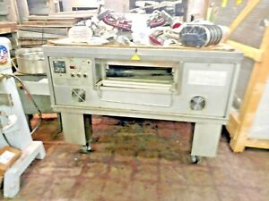 Middleby Marshall Ps555 Electric Single Deck Conveyor Pizza Oven