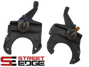 Street Edge 73 87 Chevy Gmc C10 2wd With 1 Rotor 3 Drop Spindle Set