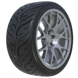 2 New Federal 595 Rs rr 255 40zr17 Tire 255 40 17 Rs Rr 94w 2554017