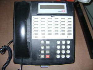 Lucent Euro 34d Business Phone With Display