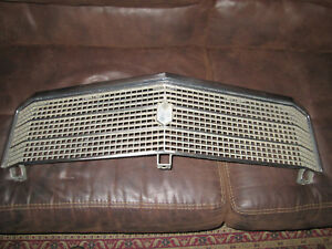1970 Chevrolet Monte Carlo Grille Very Nice Used Free Shipping