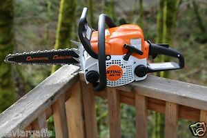 Piltz Stihl Ms170 12 Inch Carving Saw Chainsaw 1 4 Pitch Timber Frame Tool