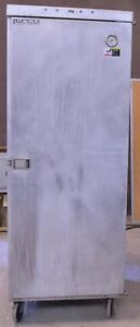 Epco Eca u11 hp Electric Holding Mobile Hot Food Cabinet Warming No Heater