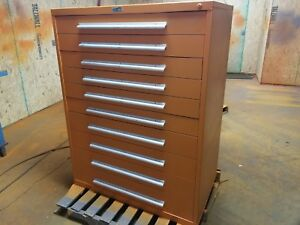 10 Dr Vidmar 59x45x28 All Cabinets Are Fully Refurbished