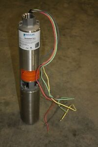 4 Gould 1 2hp 10gs05412cl Submersible Pump Centripro M05412 01 Motor 230v 1p