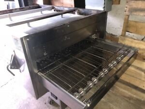 Middleby Marshall Ps 360 Conveyor Oven All Major Components Replaced