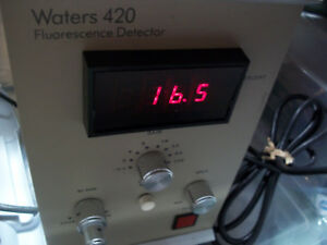 Waters Model 420 c Fluorescence Detector 2 Pc Included