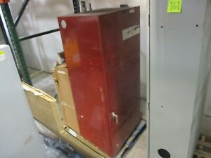 Russelectric Automatic Transfer Switch Rmt 2604ce 260a 277 480v 3ph 4w 60hz Used