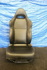 2002 2004 Acura Rsx Type S Oem Rh Passenger Front Seat Black Leather Assy 4355