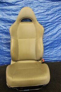 2002 2004 Acura Rsx Type S Oem Rh Passenger Front Seat Cream Leather Assy 4359