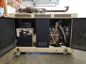 Kohler 80kw Power Generator Natural Gas