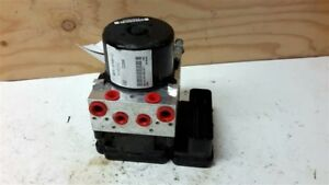 2010 2012 Ford Fusion Anti Lock Brake Abs Module Assembly Fwd 2 5l 3 0l