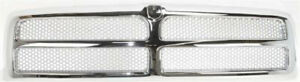 Grill For Dodge Ram 1500 Ram 2500 Ram 3500 Grille Ch1200178 Ch1200244