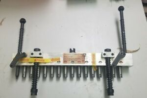 Grizzly T23950 Line Boring Head Attachment For G0718 Hinge Boring Machine